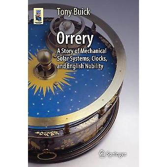 Orrery - A Story of Mechanical Solar Systems - Clocks - and English No