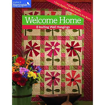Welcome Home by That Patchwork Place - 9781604685770 Book