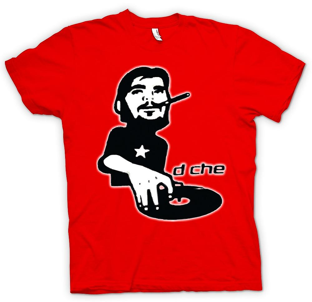 Mens T-shirt - DJ Che Cool Retro mischen