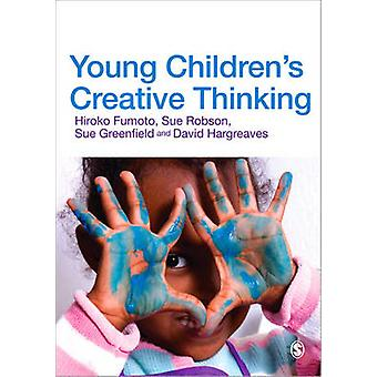 Små barns kreativ tenkning av Hiroko Fumoto - Sue Robson - Su
