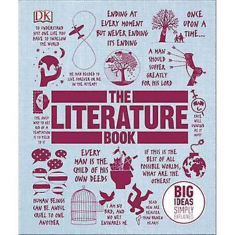 El libro de literatura de DK - 9780241015469 libro