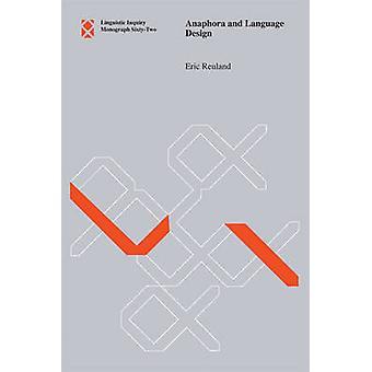 Anafora e lingua Design by Eric J. Reuland - 9780262515641 libro