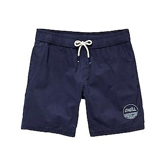 ONeill Ink Blue Surfs Out Kids Boardshorts