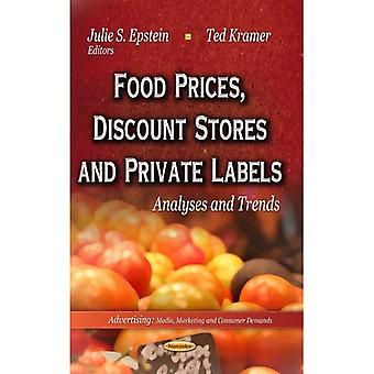 FOOD PRICES DISCOUNT STORES (Advertising: Media, Marketing and Consumer Demands - Food Science and Technology)