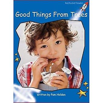 Good Things from Trees (Red Rocket Readers)