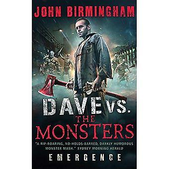 Dave vs monster: uppkomsten (David Hooper 1) (David Hooper trilogin 1)