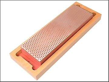 DMT Diamond Whetstone 200mm Wooden Box Red 600 Grit Fine