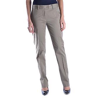 Love Moschino Grey Cotton Pants
