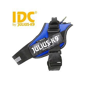 Julius-K9 Power hond Harness-Blue - Mini