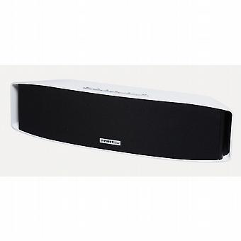 Speaker stereo bluetoothh 2 x 15 watts. White color