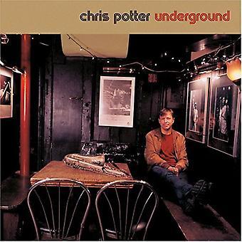 Chris Potter - Underground [CD] USA import