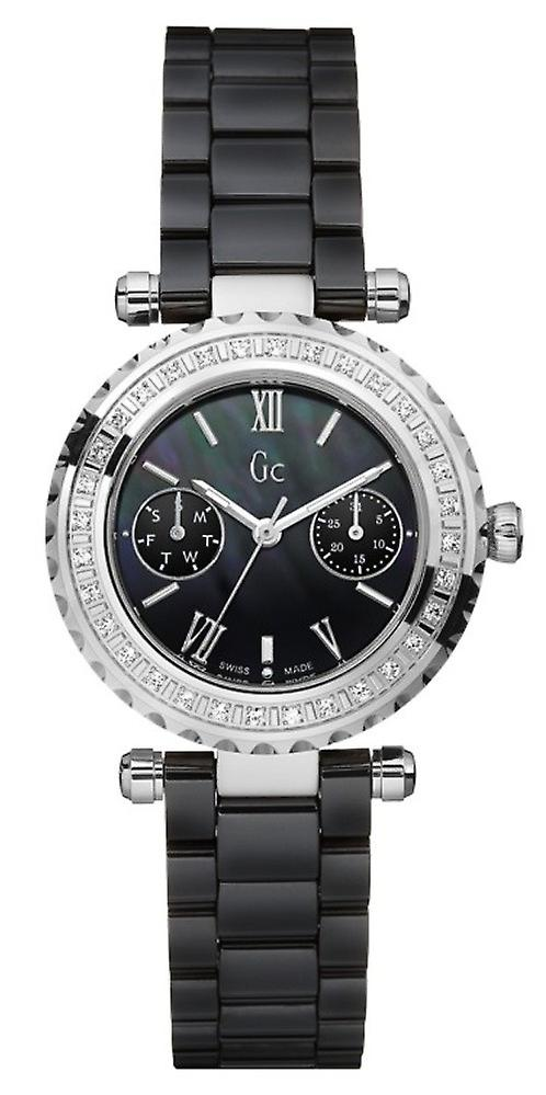 Gc Guess Collection I01200l2 Dameshorloge 34mm