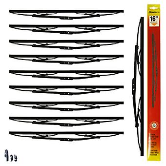Stadium - 16 Inch Car / Van Wiper Blades - Box Of 10