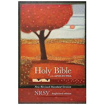 Holy Bible ny standard revideret version-NRSV anglicized Edition med