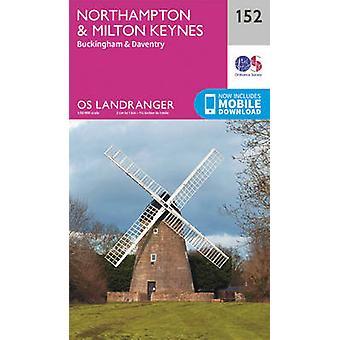 Northampton - Milton Keynes -Buckingham & Daventry (February 2016 ed)
