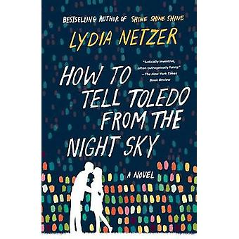 How to Tell Toledo from the Night Sky by Lydia Netzer - 9781250047465