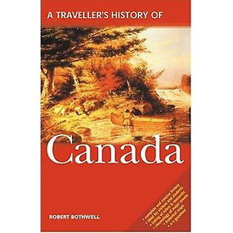 A Travellers History of Canada (2nd) by Robert Bothwell - 97815665638