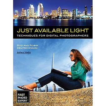 Just Available Light - Techniques for Digital Photographers by Robin D