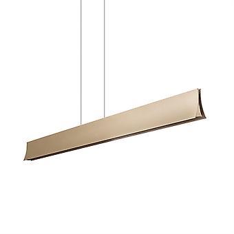 Bravo LED hängen Hellgold - Leds C4 00-4925-F5-M1