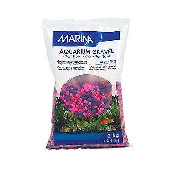Marina Decorative Aquarium Gravel Jelly Bean 2kg