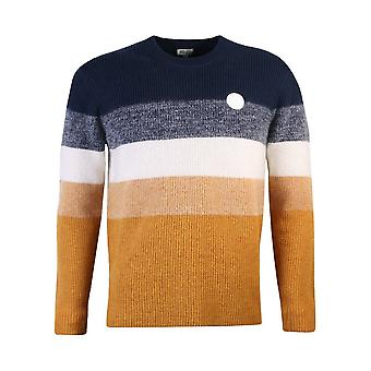 Kenzo Stripped Wool Jumper Multi-Coloured
