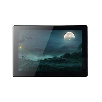 3g call 10-inch ips display quad core 1gb ram+16gb rom 4000mah tablet pc silver (eu plug)