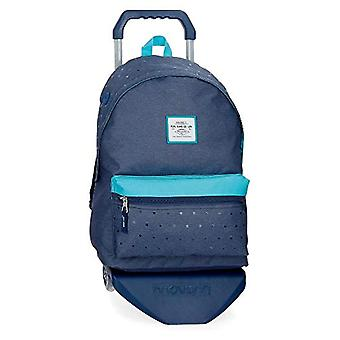 Pepe Jeans Molly Backpack 42.79 Blue (Azul) 62823N2
