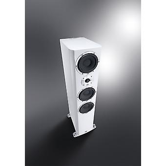 Heco Elementa 700 3-way bass reflex speaker white/satin finished, 1 piece