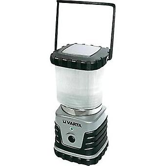 LED Camping lantern Varta 3D, 4 W battery-powered 830 g Silver-black 18663101111