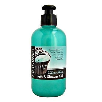 Gourmet bath & shower gel Choco Mint 250ml