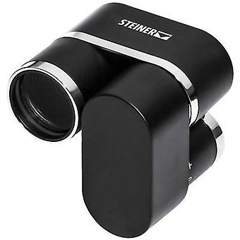 Monocular Steiner Miniscope 22 mm Black
