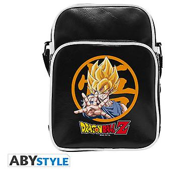 Abysse Dragon Ball Messenger Bag Goku Vinyl Small Size Hook