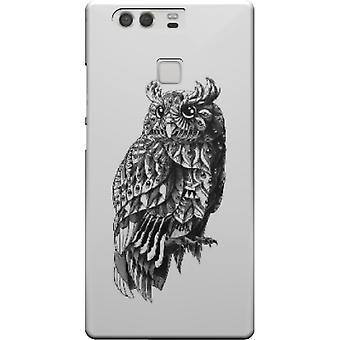 Cover owl for Huawei P9