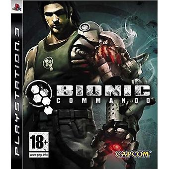 Bionic Commando PlayStation 3 PS3 spil