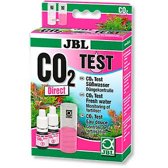 JBL Test CO2 Direct (Fish , Maintenance , pH & Other Substance Test Strips)