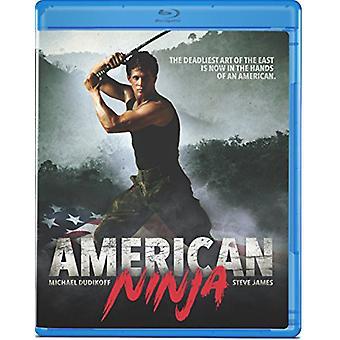 Importación de Estados Unidos de American Ninja [Blu-ray]