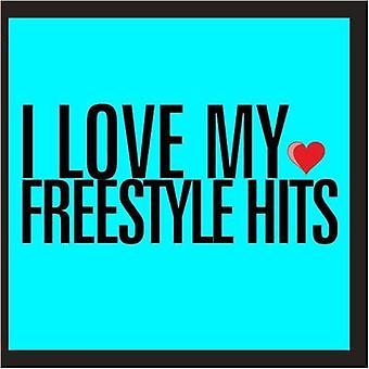 I Love My Freestyle Hits - I Love My Freestyle Hits [CD] USA import