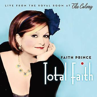 Tro Prince - samlede tro: Live på Royal-værelse på koloni [CD] USA importen