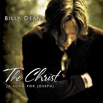 Billy Dean - Christ (una canción de José) importación de Estados Unidos [CD]