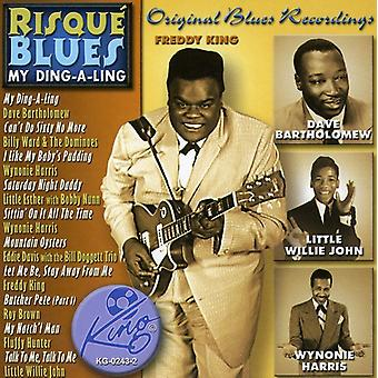 Risque Blues-My Ding-a-Ling - Risque Blues-My Ding-a-Ling [CD] USA import