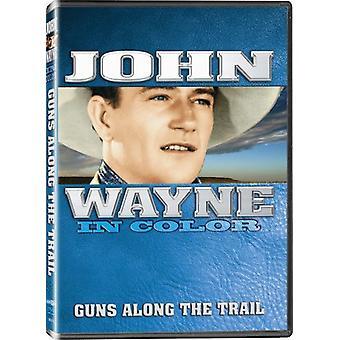 John Wayne - kanoner langs Trail [DVD] USA import