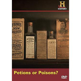 Potions or Poisons? [DVD] USA import