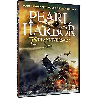 Pearl Harbor: 75 Anniv. Pamiątkowe Docu [DVD] USA import