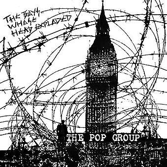 Pop gruppe - drenge hvis hoved eksploderede [Vinyl] USA import