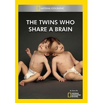 Zwillinge, die Aktie eine Gehirn [DVD] USA importieren