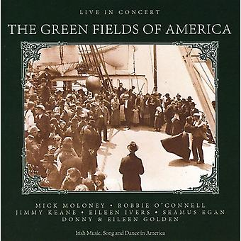 Greenfields - Live [CD] USA import