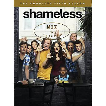 Shameless: The Complete Fifth Season [DVD] USA import