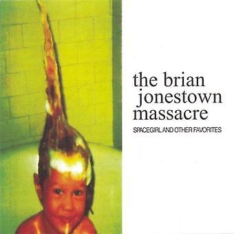 Brian Jonestown Massacre - Spacegirl & andre favoritter [CD] USA import