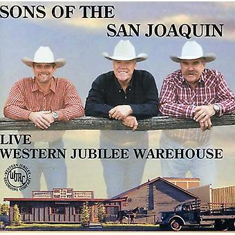 Sons of the San Joaquin - Live at the Western Jubilee Warehouse [CD] USA import