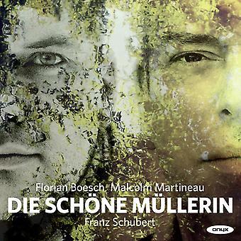 F. Schubert - Franz Schubert: Die Sch NE M Llerin [CD] USA import